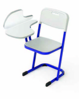 Action arm (Movable arm chair)