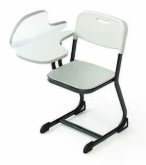 Dynamic arm (Movable arm chair)
